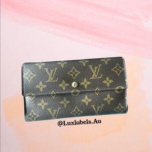 💯 Authentic Louis Vuitton Malletier Monogram‼️